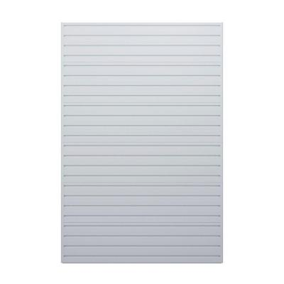 Flow Wall 24 sq. ft. Wall Panel Pack in White