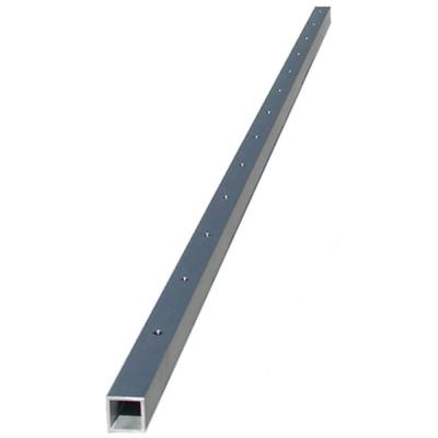 null Cable Rail Brace Aluminum (Common: 3/4 in. x 3/4 in. x 3-1/2 ft.; Actual: 0.75 in. x 0.75 in. x 42 in.)