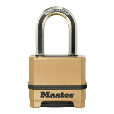 Master Lock Magnum 2 in. Set-Your-Own Combination Padlock with 1-1/2 in. Shackle
