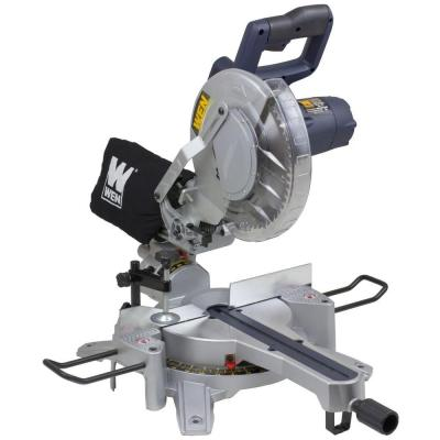 WEN 15-Amp 10 in. Sliding Compound Miter Saw