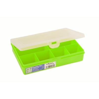 7.5 in. Organizer Box in Lime