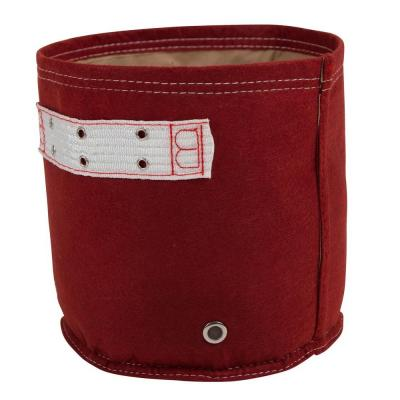 Classic Line 2 Gal. Union Red Fabric Planter