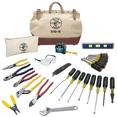 Klein Tools Electrician Tool Set (28-Piece)
