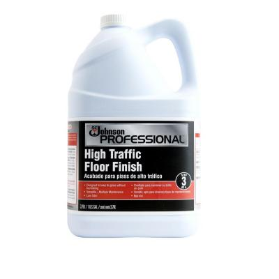 SC Johnson 1 gal. High-Traffic Floor Finish (Case of 4)-DISCONTINUED