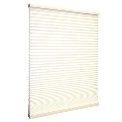 Home Decorators Collection 23 in. W x 48 in. L Birch Cordless Cellular Shade (Actual Size is 22.5 in. W x 48 in. L)