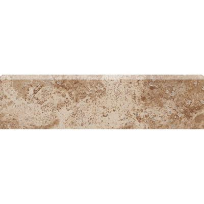 MARAZZI Montagna Cortina 3 in. x 12 in. Porcelain Bullnose Floor and Wall Tile