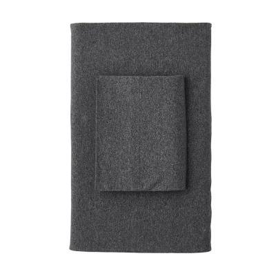 Logan Jersey Cotton Blend Flat Sheet