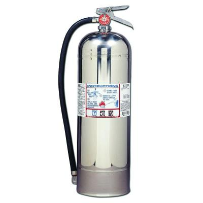 Kidde 2A Water Fire Extinguisher - DISCONTINUED