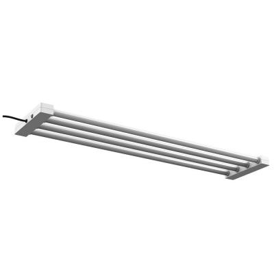 4 ft. 4-Light White LED Utility Shop Light (4-Pack)