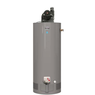 40 Gal. Short 6 Year 36,000 BTU Power Vent Natural Gas Water Heater Product Photo
