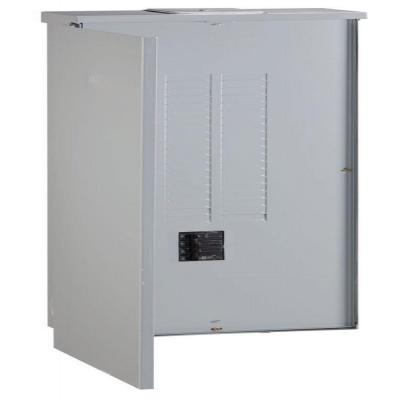 PowerMark Gold 200 Amp 40-Space 40-Circuit Outdoor Main Breaker Load Center Product Photo