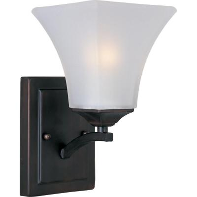 light oil rubbed bronze wall sconce hd ma41577223 the home depot. Black Bedroom Furniture Sets. Home Design Ideas