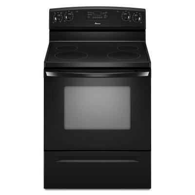 Amana 4.8 cu. ft. Electric Range with...