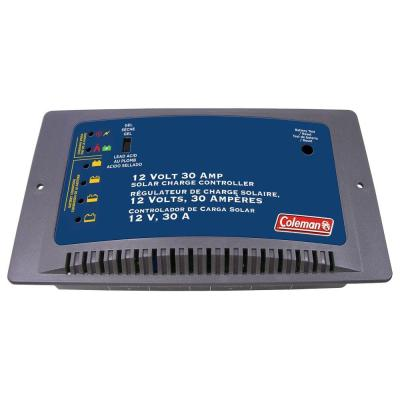 Coleman 30 Amp Solar Charge Controller
