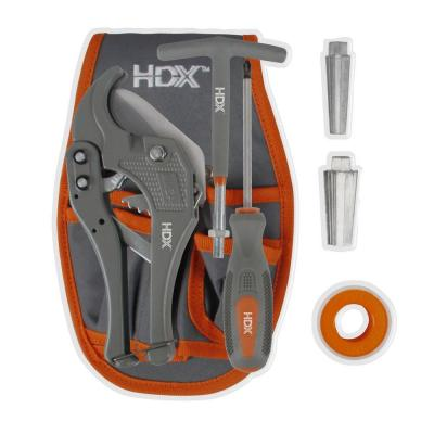 HDX 7-Piece Irrigation Tool Set