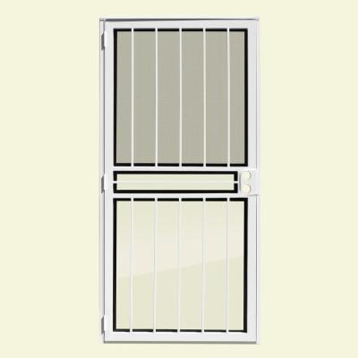 Paladin Recessed Mount Outswing Security Door