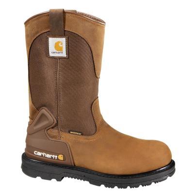 Men's Core Waterproof Wellington Work Boots - Soft Toe