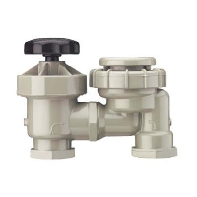 null 3/4 in. Manual Anti-Siphon Thread Valve
