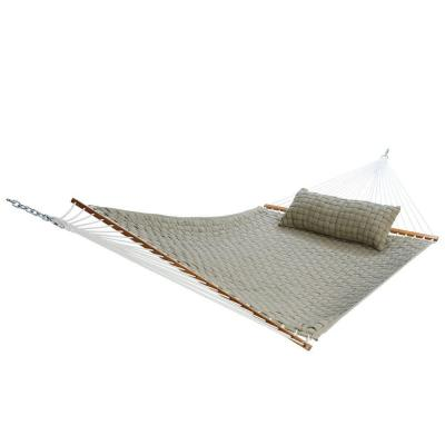 13 ft. Large Soft Weave Hammock in Flax