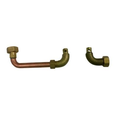 1/2 in. Copper Arm Conversion Kit for Washing Machine Valves
