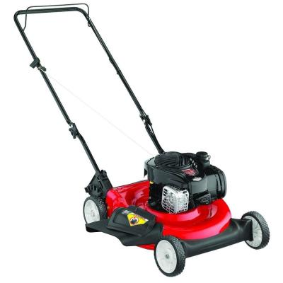 Yard Machines 21 in. 140 cc Gas Walk-Behind Lawn Mower