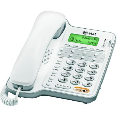 Corded Telephone with Caller ID, Call Waiting and Speakerphone Y96164