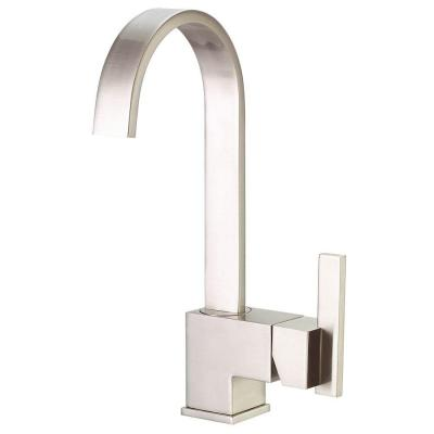 Danze Sirius Side Mount Single-Handle Bar Faucet in Stainless Steel