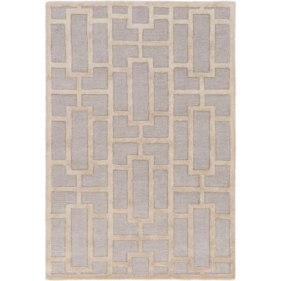 Arise Addison Sky Blue 2 ft. x 3 ft. Indoor Accent