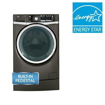 4.8 DOE cu. ft. High-Efficiency Right Height Front Load Washer with