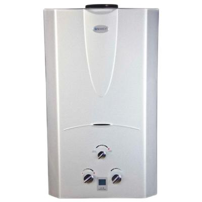 3.0 GPM Liquid Propane Gas Digital Panel Tankless Water Heater Product Photo