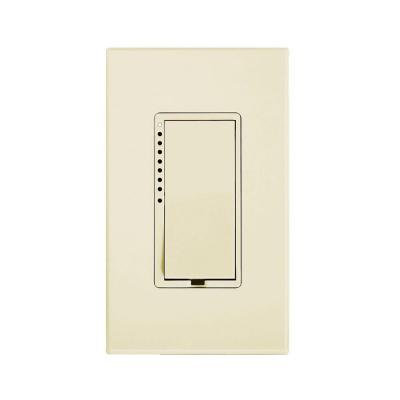 1000-Watt Multi-Location Tap CFL-LED Dimmer Switch - Ivory