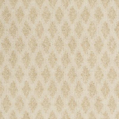 Martha Stewart Living Mayfield Valley - Color Hickory 6 in. x 9 in. Take Home Carpet Sample-DISCONTINUED
