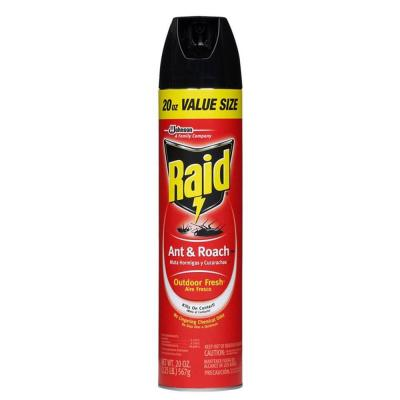 Raid 20 oz. Value Size Outdoor Fresh Scent Ant and Roach Killer