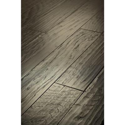 Western Hickory Winter Grey 3/8 in. Thick x 3-1/4 in. Wide