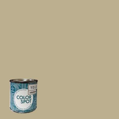 YOLO Colorhouse 8 oz. Metal .02 ColorSpot Eggshell Interior Paint Sample-DISCONTINUED