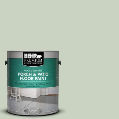 BEHR Premium 1-gal. #PFC-41 Terrace View Gloss Porch and Patio Floor Paint