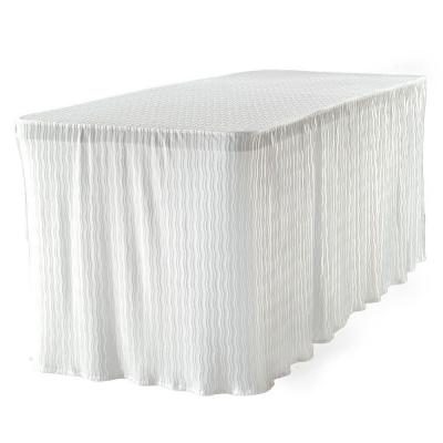 6 ft. Table Cloth Made for Folding Tables