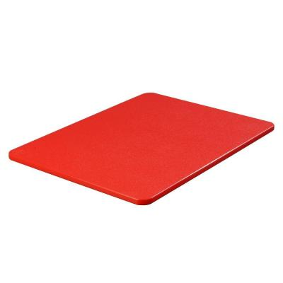 18 in. x 24 in. x 0.75 in. Polyethylene Cutting Board