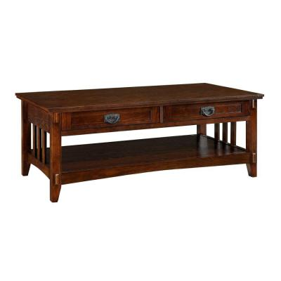 Home Decorators Collection Artisan Light Oak Coffee Table 0290200950 The Home Depot