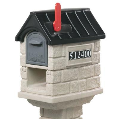 MailMaster Stone Hill Plus Mailbox Product Photo