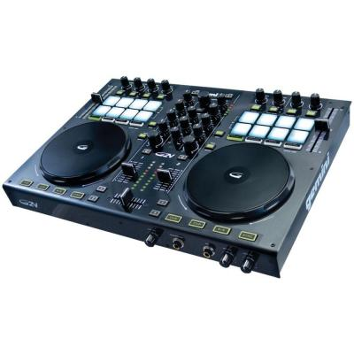 2-Channel Virtual DJ Controller Product Photo