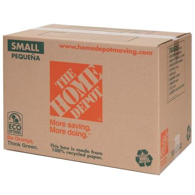 The Home Depot 16 in. x 12 in. x 12 in. 65 lb. Small Box