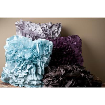 Uxbridge Solid Polyester Throw Pillow