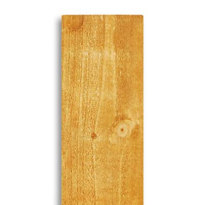 5/8 in. x 5-1/2 in. x 5 ft. Gold-Stained Fir Flat