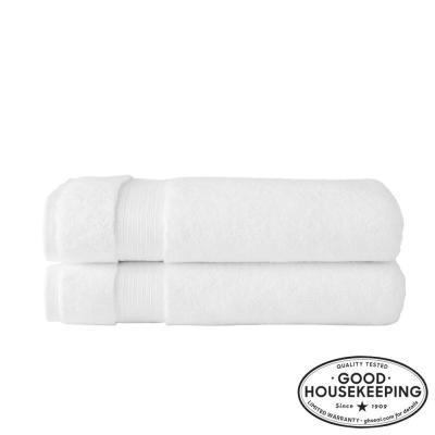 Egyptian Cotton Bath Sheet (Set of 2)