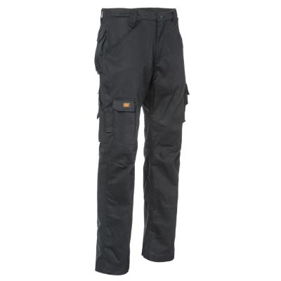 Flame Resistant Men's Cotton/Nylon Cargo Work Pant