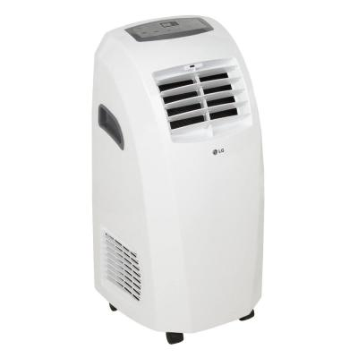 LG Electronics 9,000 BTU Portable Air...