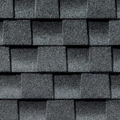 Timberline HD Pewter Gray Lifetime Shingles (33.3 sq. ft. per Bundle)