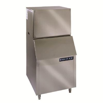 450 lb. Freestanding Icemaker in Stainless Steel