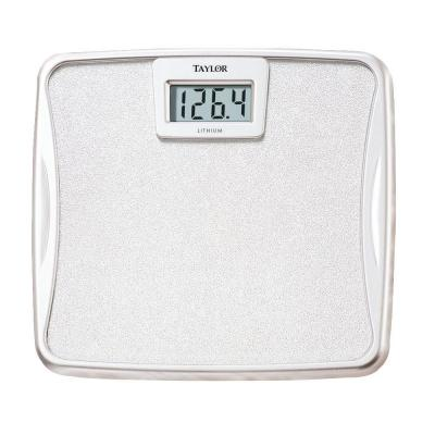 Taylor Lithium Battery Digital Bath Scale 73294012 The